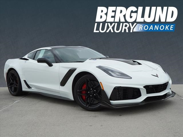 Pre-Owned 2019 Chevrolet Corvette ZR1