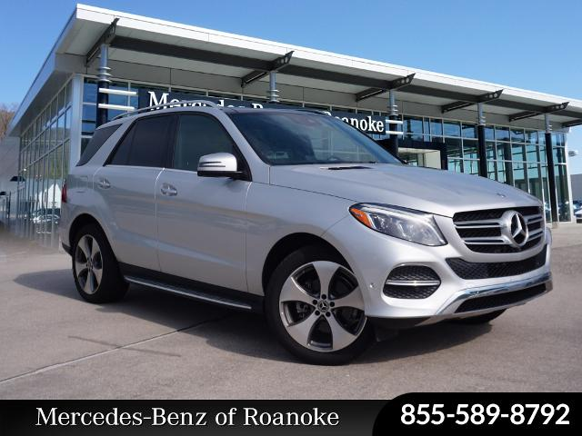 Pre-Owned 2018 Mercedes-Benz GLE Base 4MATIC®