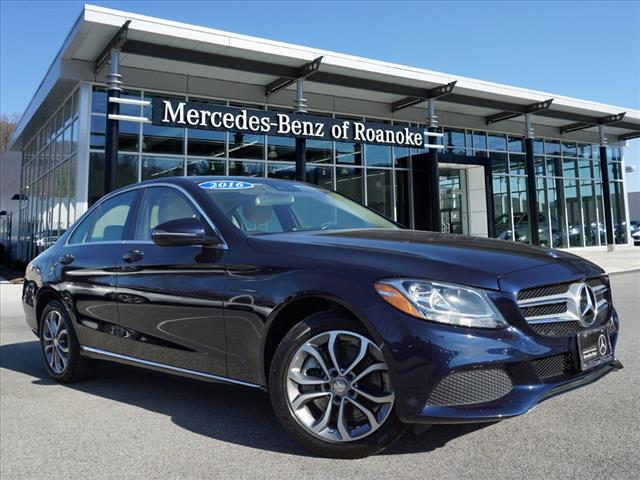 Pre Owned 2016 Mercedes Benz C Cl Luxury C300 All Wheel Drive