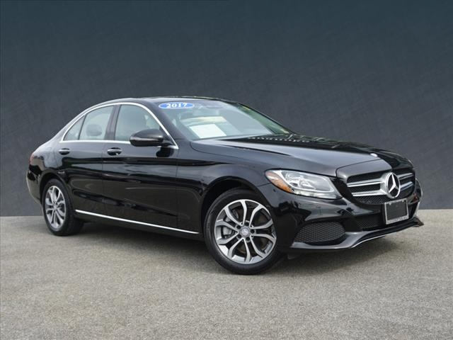 Pre-Owned 2017 Mercedes-Benz C-Class C 300 Luxury 4MATIC®