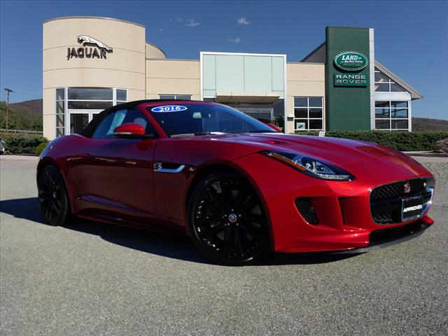 Pre Owned 2016 Jaguar F Type S All Wheel Drive Convertible