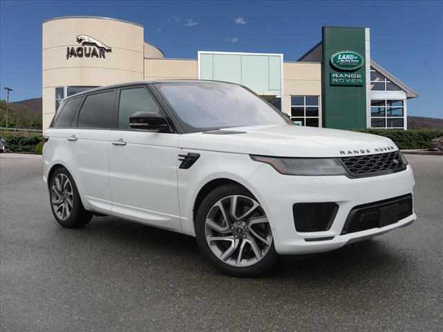 Pre-Owned 2018 Land Rover Range Rover Sport HSE Dynamic