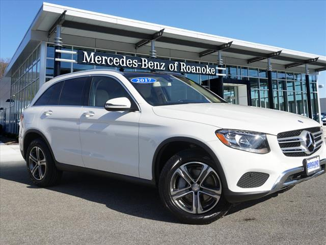 Pre Owned 2017 Mercedes Benz Glc 300 4matic