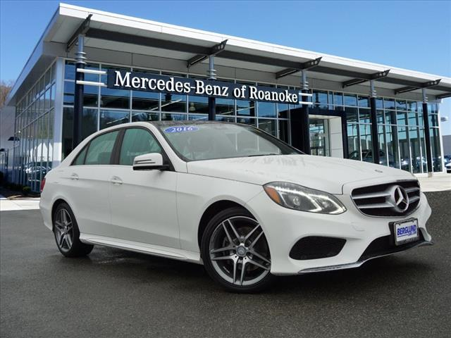 Pre Owned 2016 Mercedes Benz E Cl E400 All Wheel Drive 4matic