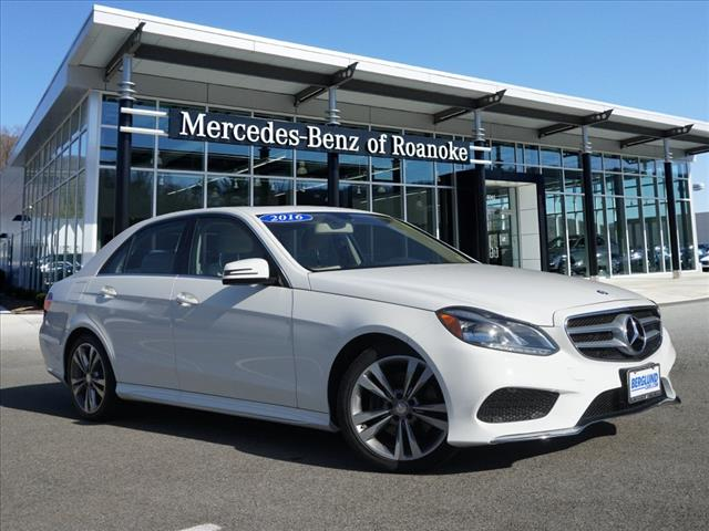 Pre-Owned 2016 Mercedes-Benz E-Class E 350 4MATIC®