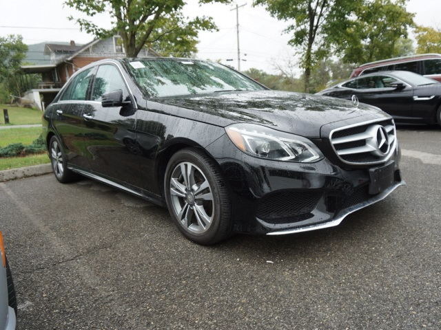 Pre-Owned 2016 Mercedes-Benz E-Class E 250