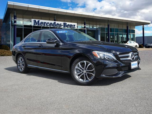 Pre-Owned 2017 Mercedes-Benz C-Class C 300 4MATIC®
