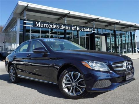 Pre-Owned 2016 Mercedes-Benz C-Class Luxury C300 All-wheel Drive 4MATIC®