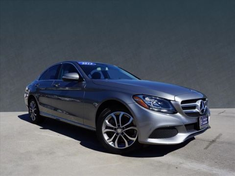 Pre-Owned 2015 Mercedes-Benz C-Class C 300 4MATIC®