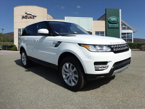 Pre-Owned 2017 Land Rover Range Rover Sport HSE Td6