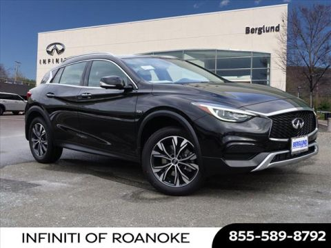 Certified Pre-Owned 2019 INFINITI QX30 Luxe