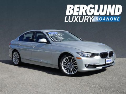 Pre-Owned 2013 BMW 3 Series 328i