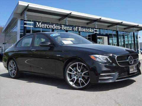 Pre-Owned 2018 Mercedes-Benz E-Class E 43 AMG®