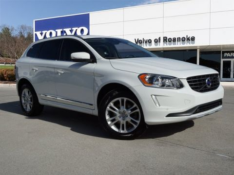 Pre-Owned 2016 Volvo XC60 T5 Premier All-wheel Drive