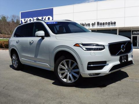 Pre-Owned 2016 Volvo XC90 T5 Momentum All-wheel Drive